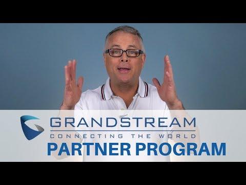 Grandstream Partner Program - VoIP Supply