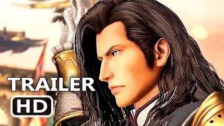 PS4 - Dissidia Final Fantasy NT: Vayne Carudas Solidor Trailer (2018)