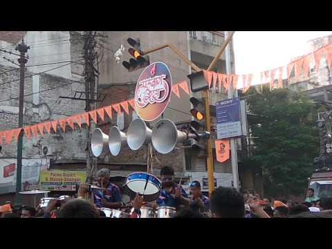 LALBAUG BEATS || Zingat  Banjo || Shiv Jayanti || Vadodara Baroda