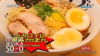 Kapuso Mo, Jessica Soho: Foodtrip in Tsukiji Market, Japan