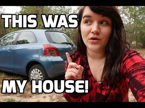 HOW I FOUND OUT I WAS PREGNANT WHILE HOMELESS LIVING IN MY CAR!