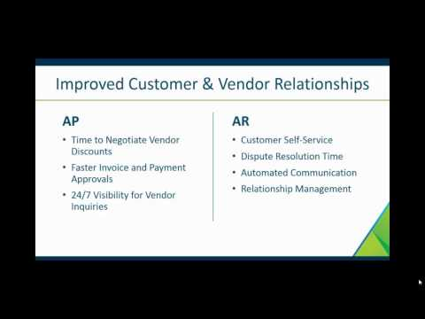 4 Reasons to Automate Accounts Receivable & Accounts Payable