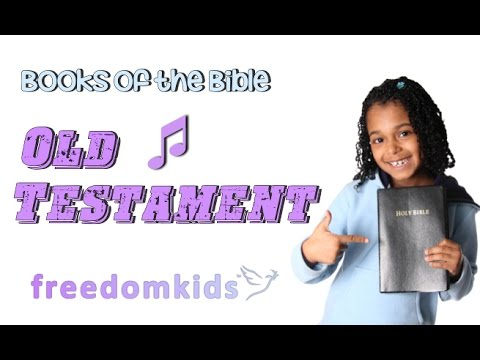Kids Worship Songs - Books of the Bible Song (OT) |  Freedom Kids