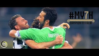 Juventus Campioni D'Italia 2017/18 - The Movie - All HD Goals