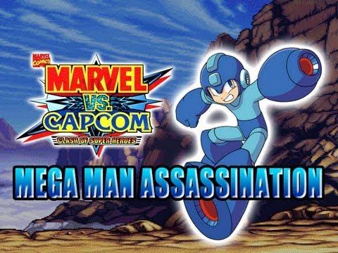 MARVEL VS CAPCOM: The Online Warrior Episode 16 'MEGA MAN ASSASSINATION'