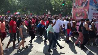 Labor Day Parade 2016 Haitian Truck West Indian American Day Parade (T-VICE)