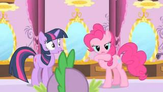 MLP: Pinkie Pie- Cross My Heart, and Hope to Fly, Stick a Cupcake in My Eye. (Pinkie Swear)