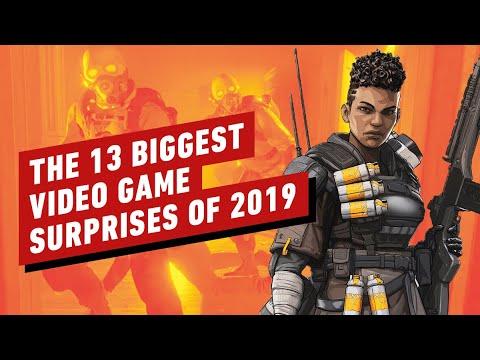 13 Biggest Video Game Surprises of 2019 - IGN