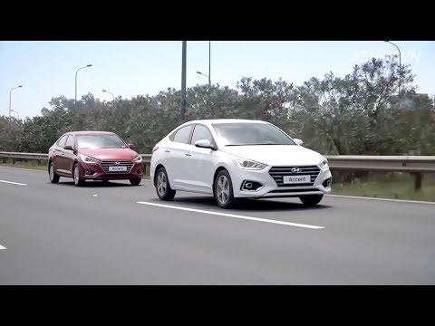 Chi tiết Hyundai Accent 2018 vừa ra mắt, giá từ 425 triệu |XEHAY.VN|