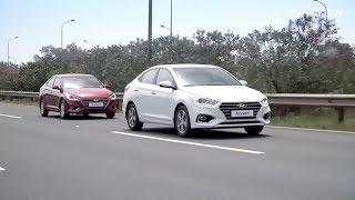 Chi tit Hyundai Accent 2018 va ra mt, gi t 425 triu XEHAY.VN смотреть