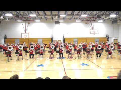 Music City Drum and Bugle Corps 2016 January Camp - Coronation Opener 4K