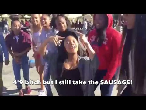 Sausage Movement: GIRLS Freestyle Rap #1 (LYRICS)