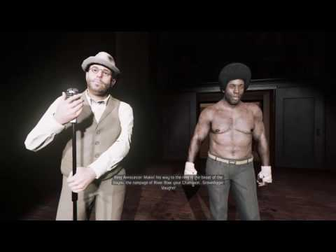 Mafia 3 Fight club
