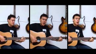 Dammit - Acoustic Cover by Fermi - Blink 182