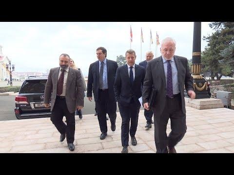 ԵԱՀԿ ՄԽ Ստեփանակերտում է МГ ОБСЕ в Арцахе OSCE Minsk Group co-chairs are in Stepanakert