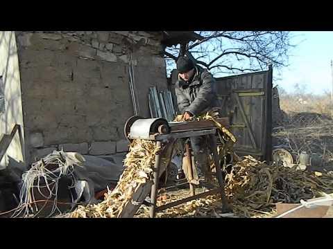 Измельчитель кукурузных стеблей видео