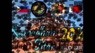 SPMUDA ALAY RAMADHAN IFTAR 2014 JOLO, SULU