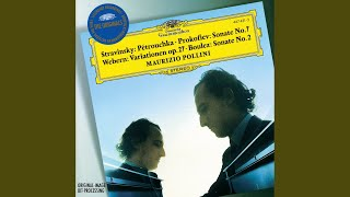 Play Three Movements 'Petruschka' Danse russe. Allegro giusto