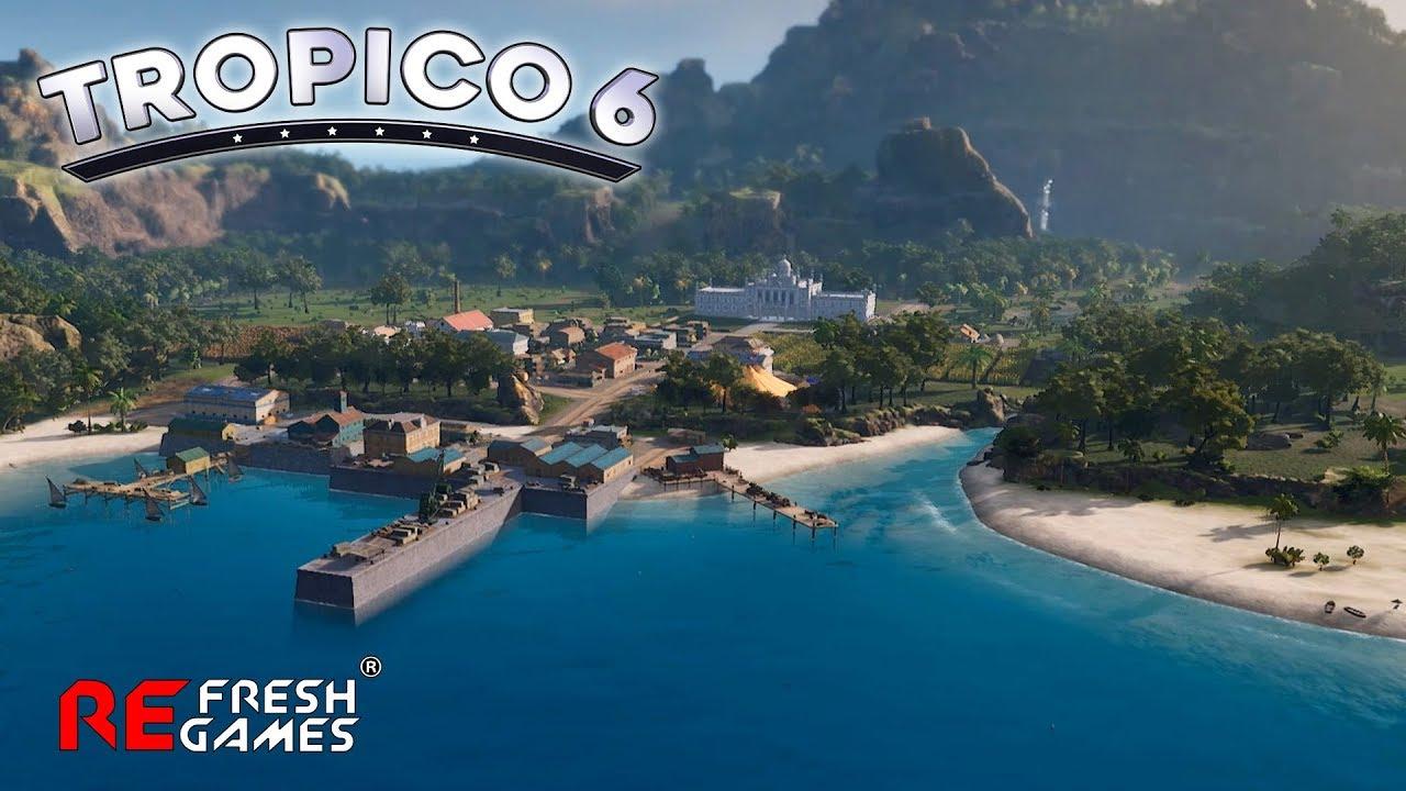 Как заработать денег? - Tropico 6 Beta