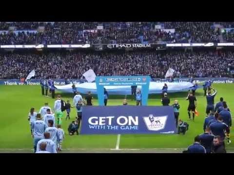 Man City 44 Pass Goal Against Man Utd