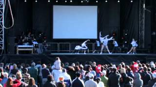 Kinesphere live performance