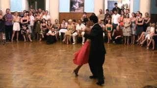 Ruben & Sabrina Veliz, Sabor del Tango 2010, Yalta (1)
