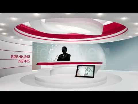 Broadcast Design News After Effects Template Youtube