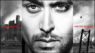 Tiger Shroff And Hrithik Roshan First Look Action Movie Bollywood - HUNGAMA
