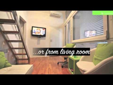Rent Apartment Studio 4* in Ljubljana -  Capital of Slovenia