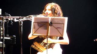 PJ Harvey Camp Bestival 2009 Let England Shake