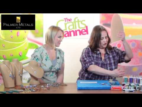 HOW TO MAKE WIRELACE JEWELLERY   PALMER METALS TUTORIAL