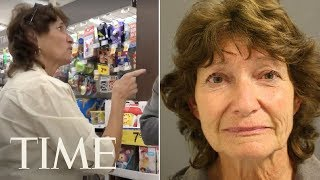 Woman Arrested After Harassing Two Hispanic Customers Speaking Spanish At A Store | TIME
