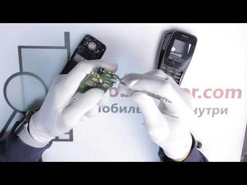 Инструкция как разобрать Nokia 110