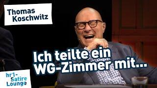 Thomas Koschwitz im knallharten Talk mit Florian Schroeder