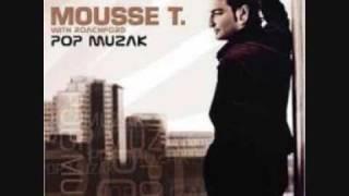 Mousse T With Roachford - Pop Muzak  ( Martin Solveig Disco Mix )