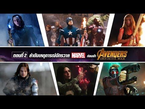 เรียงจักรวาล Marvel ก่อน 'Infinity War' (ตอนที่ 2)