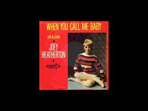 Joey Heatherton - When You Call Me Baby - Northern Soul