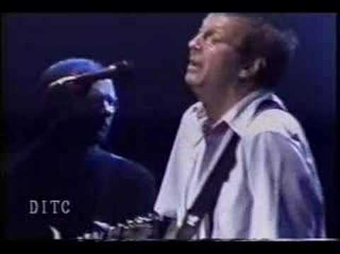 """Eric Clapton - """"Have You Ever Loved A Woman"""" Budokan 1999"""