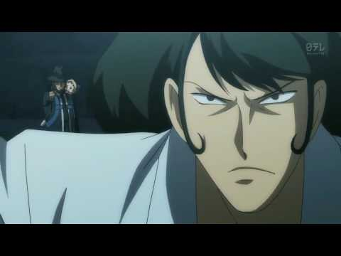 Lupin III - Jigen and Goemon moment