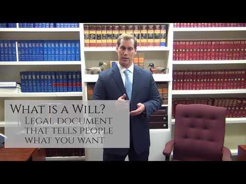 Florida Trust & Estate Litigation Lawyer Reed Bloodworth