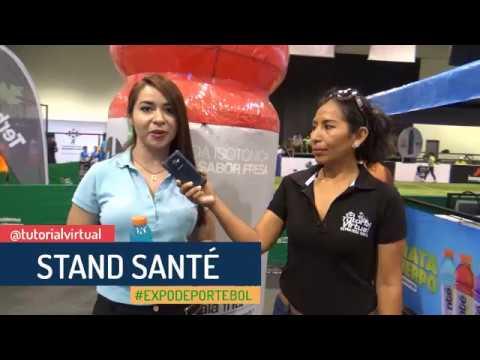 Expo Stand Bolivia : Stand santé expo deporte bolivia expodeportebol expocruz youtube