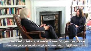 Philosopher A C Grayling about Secularism