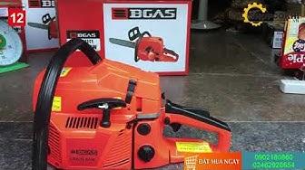 Máy cưa xích (xăng) Bgas BGA5200CS