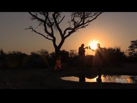 Kalahari Lion Hunt – the back-pack way, Ep. 51