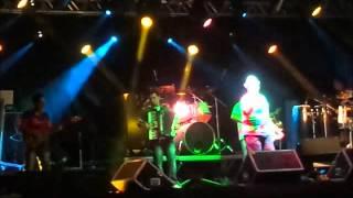 Banda K no São João Pedro em Ubaíra