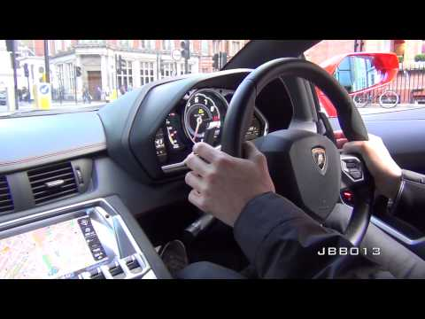 crazy-lamborghini-aventador-ride---brutal-accelerations,-downshifts-and-revs-in-the-city
