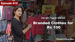 Sarojini Nagar Market   Zara, Mango, Gap, Benetton Clothes Starting at Rs 80   DesiGirl Traveller