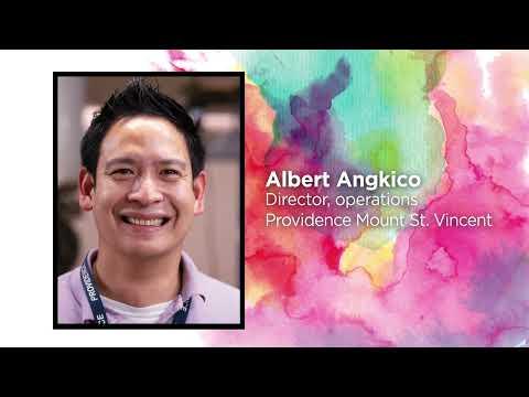 2021 Values in Action Award: Albert Angkico