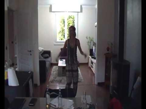flash mob mariage c line sylvain youtube. Black Bedroom Furniture Sets. Home Design Ideas