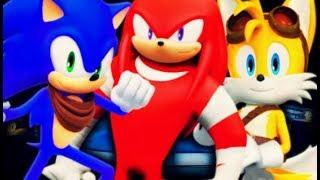 Radio Funk x Duditude Is Back   Sonic OVA OST/Sonic Boom OST